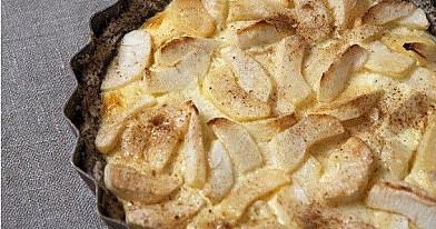Aguonų pyragas su obuoliais   Receptas
