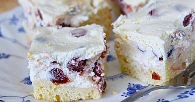 Močiutės varškės pyragas