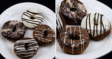 Amerikietiškos spurgos | Video receptas
