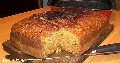 Žydiškas meduolis – pyragas