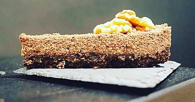 Skanus ir sveikas šokoladinis pyragas