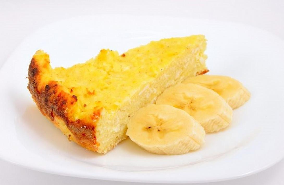 Bananai, varškė, 1 kiaušinis: niekada negalvojau, kad kepsiu pyragą 3 dienas iš eilės