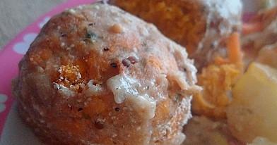 Avinžirnių kukulaičiai - niekada negalvojau, kad kotletai be mėsos gali būti tokie gardūs