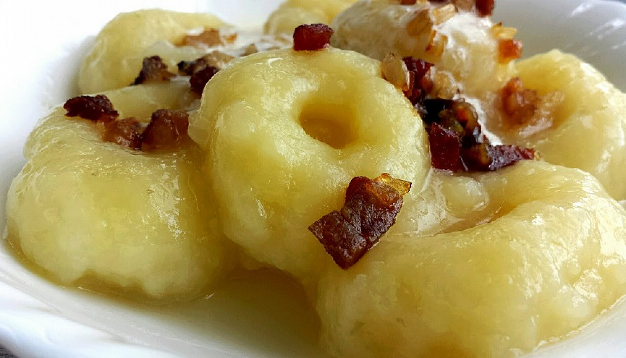 Bulvinės bandutės - vos 4 ingredientai ir tobulas patiekalas iš bulvių ant jūsų stalo!