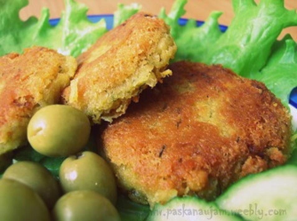 Avinžirnių maltinukai - patiks ne tik vegetarams!