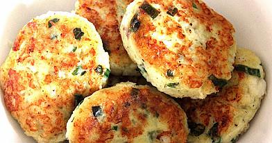 Žuvies ir bulvių kotletai