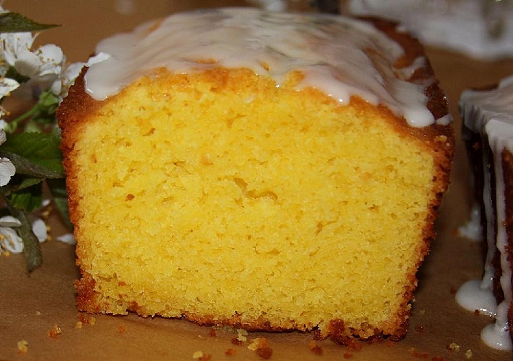 Citrininis keksas + citrininis glajus = skanesnio kekso nesate ragavę!