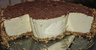 Maskarponės sūrio tortas - garbės žodis, abejingų nėra palikęs