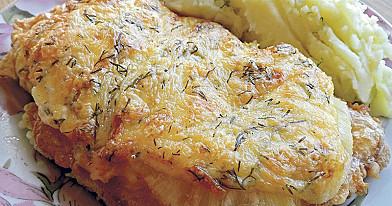 Vištienos kepsniai su ananasais