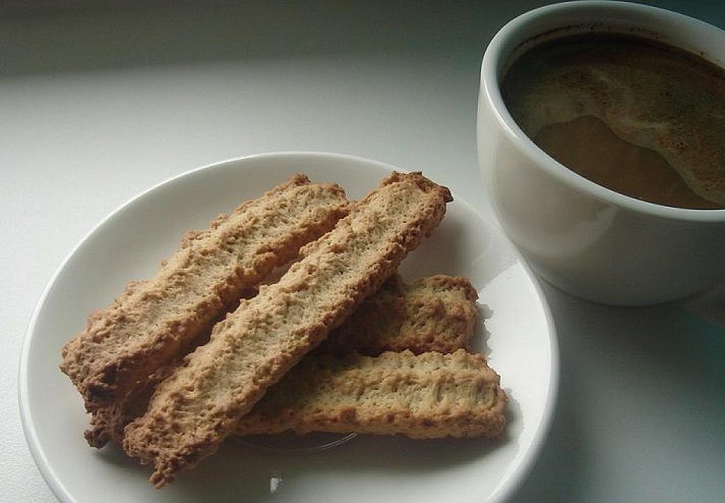 Kaimiški sausainiai (Senoviniai sausainiai su majonezu, gaminami per mėsmalę)