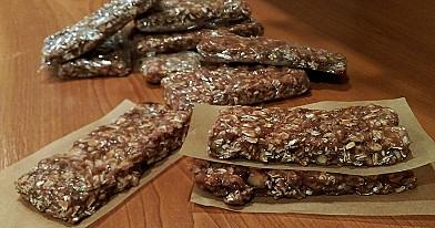 Baltyminiai batonėliai (Video receptas)