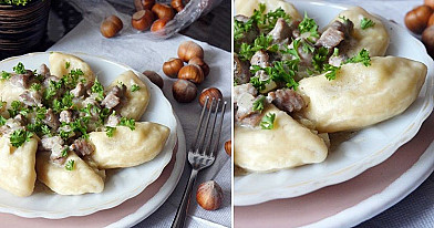 Virtinukai su bulvių ir sūrio įdaru