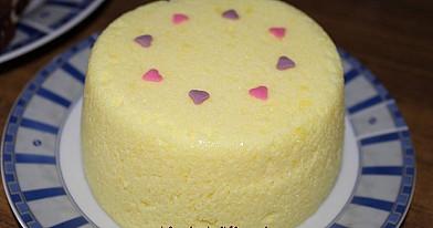 Želė ir jogurto putėsiai - labai tinka tortų pertepimui
