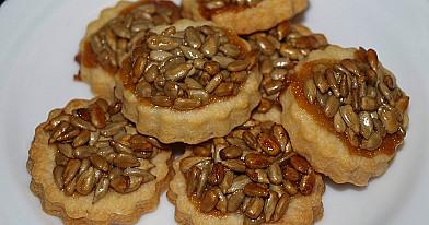 """Sausainiai """"Saulėgrąžos"""" - labai papuošia stalą!"""