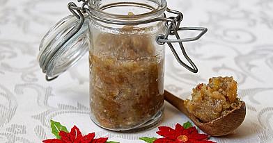 Sveikas desertas: Džiovintų vaisių ir riešutų mišinys