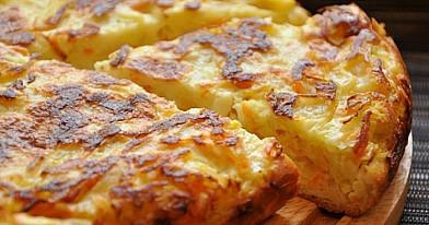 Dietinė užkepėlė iš kopūsto su kiaušiniais – ideali ir sveika vakarienė
