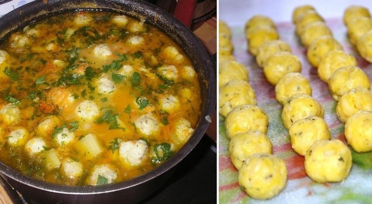 Antrą dieną iš sriubos lieka tuščias puodas: nors ir maistinga, bet labai lengva