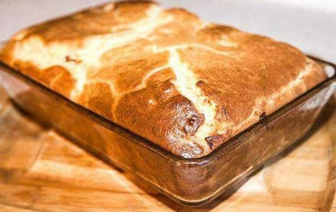 Dabar kepu šį pyragą su faršu kiekvieną sekmadienį! Paprastas produktų sąrašas, kurie yra kiekvienuose namuose!