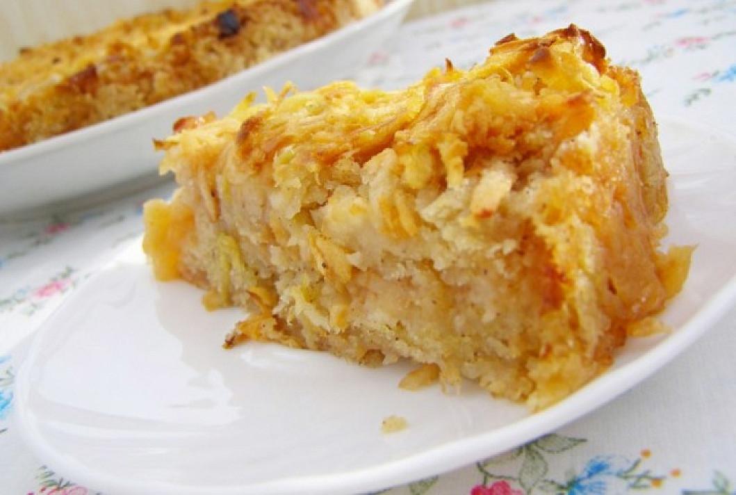 Dietinis obuolių pyragas be miltų, valgyti galite nors kasdien!