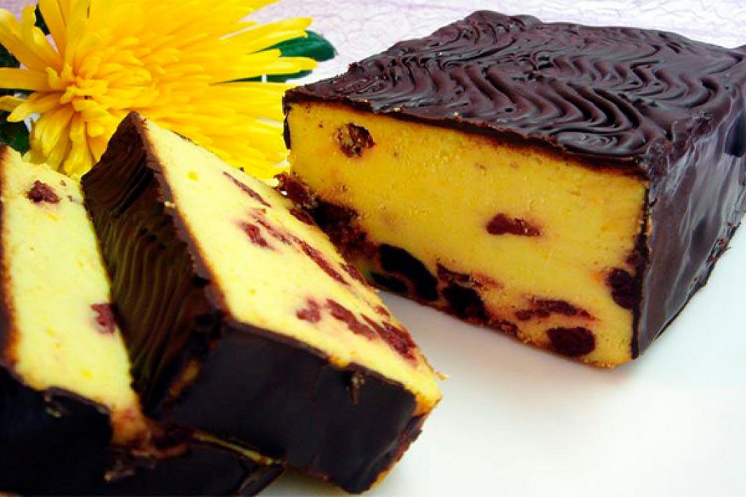 Ukrainietiškas sūrio pyragas: prašmatnus varškės desertas, kuris patiks absoliučiai visiems!