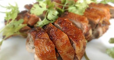 Vietnamietiškai kepta antis - vienas nuostabiausių antienos paruošimo būdų!