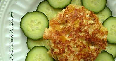 Vištienos ir daržovių kepsneliai
