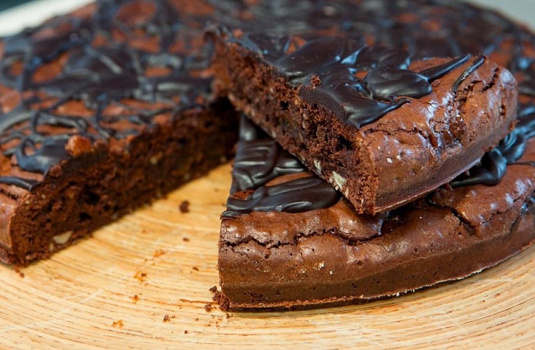 Šokoladinis pyragas su Rududu įdaru - kažkas arčiausiai tobulybės!