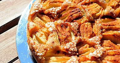 Daivos firminis obuolių pyragas - taps greitai gaminamu ir Jūsų šeimoje!
