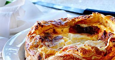 Itališkas citrinų pyragas - nustebinęs visus savo paprastumu ir gardumu!