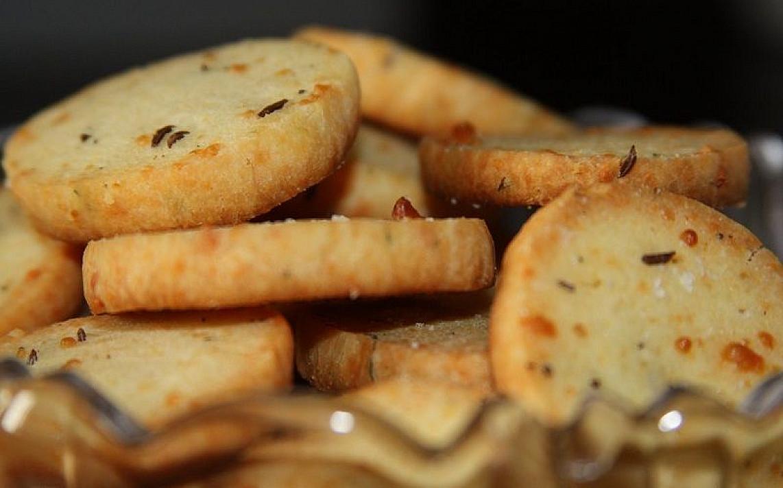 Sūrio sausainėliai   Receptas
