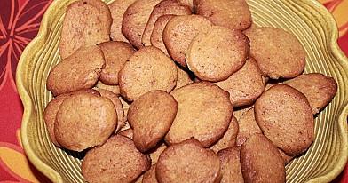 Sausainiai su chalva