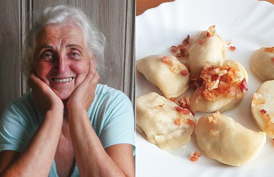 Močiutės receptas nustebins daugelį: naminiai virtinukai su paslaptimi! (+ video)