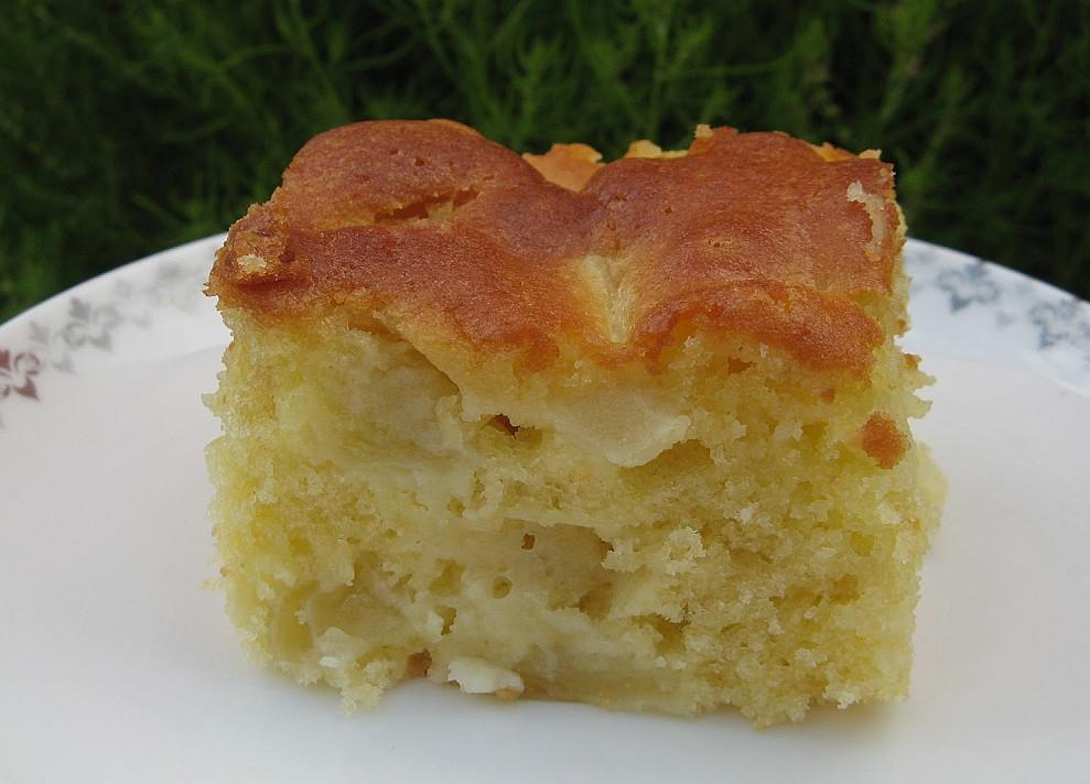 Senelės obuolių pyragas - labai lengva pasigaminti, o rezultatas pranoksta lūkesčius!