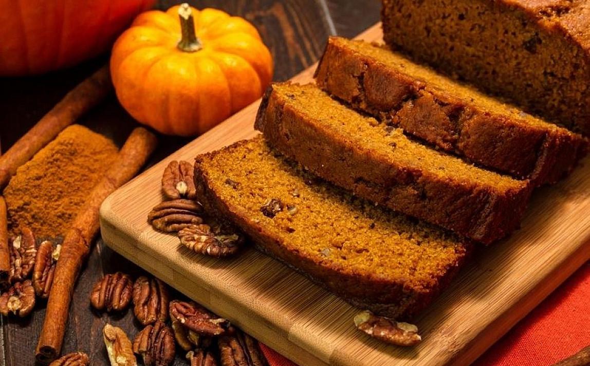 Labai paprastas moliūgų pyragas - nesugaišite daug laiko!