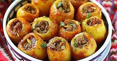 Farširuotos bulvės - originalus ir skanus paruošimo būdas