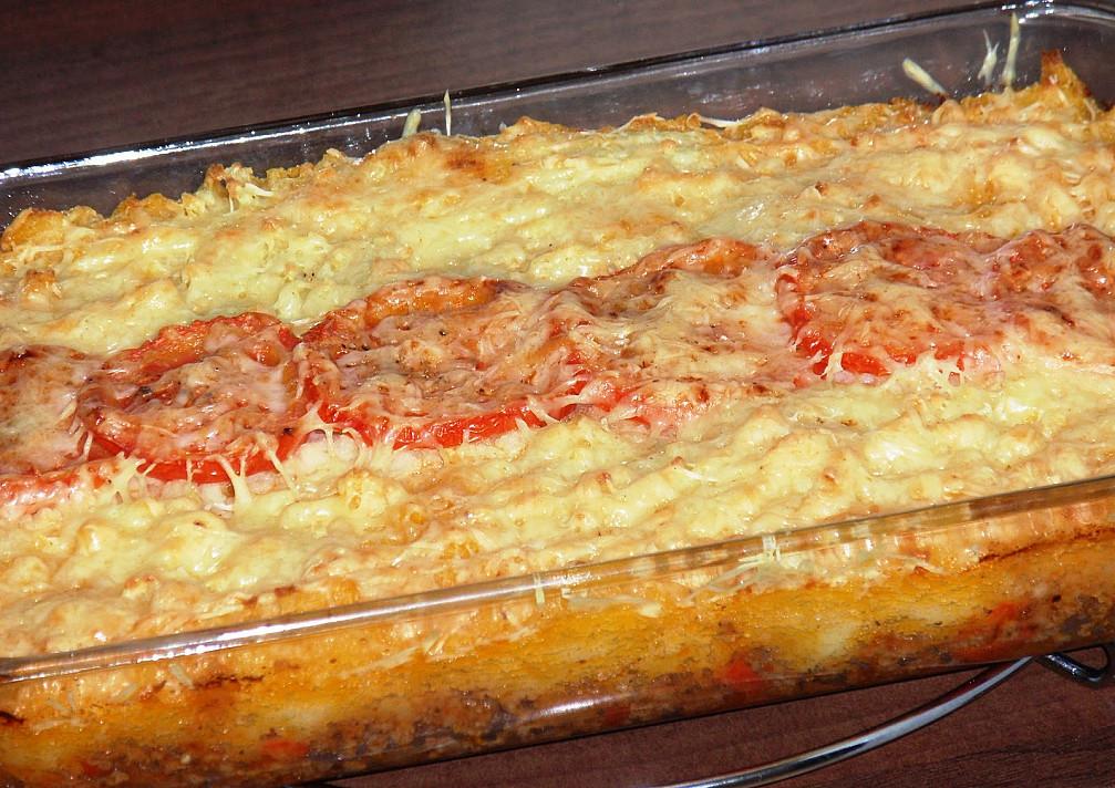 Вы еще не раз будете готовить этот рецепт: запеканка из картофельного пюре с фаршем