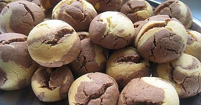 Margi sausainukai-rutuliukai