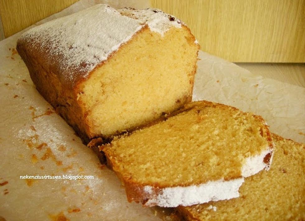 Вкуснее не бывает: невероятный кекс со сгущенкой и сливками