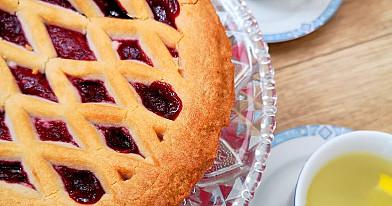 Линцский торт с вареньем – такой вкусный, что пеку сразу два!