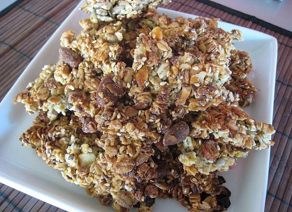 Sveikuoliški avižinių dribsnių sausainiai