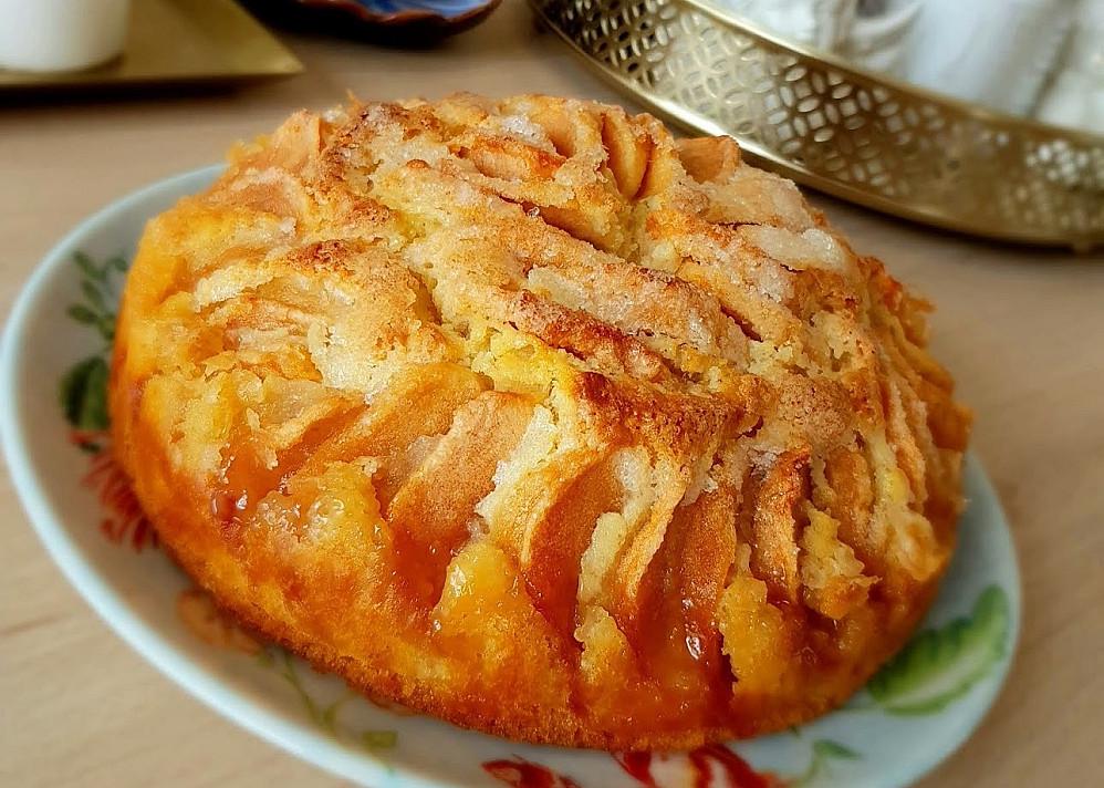 Вкуснее просто нет – итальянский яблочный пирог