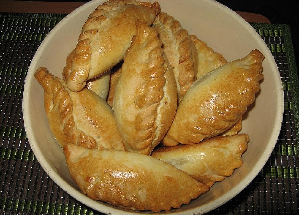 Пирожки со свининой по рецепту Инны - этот рецепт стоит сохранения!