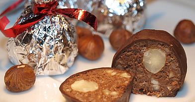 Конфеты Ferrero Rocher - получились просто чудесно!