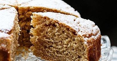 Receptas: Žemės riešutų sviesto pyragas