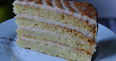 Замечательный тыквенный торт. Обязательно сохраните рецепт и поделитесь с друзьями!