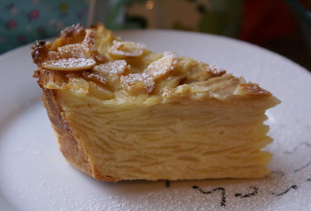 Невиданный яблочно-грушевый пирог