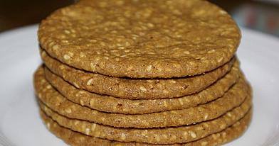 Необыкновенно вкусное печенье с семянами кунжута