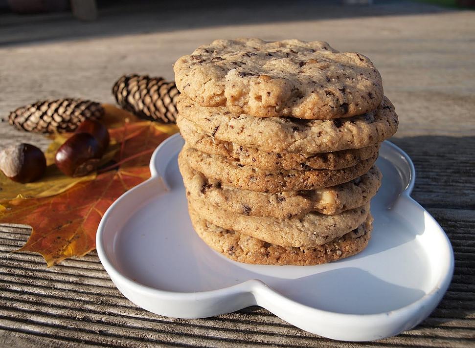 Labai gardūs didieji traškūs sausainiai
