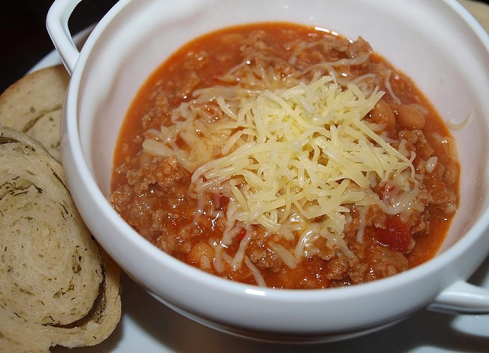 Суп чили – делюсь своим излюбленным рецептом!