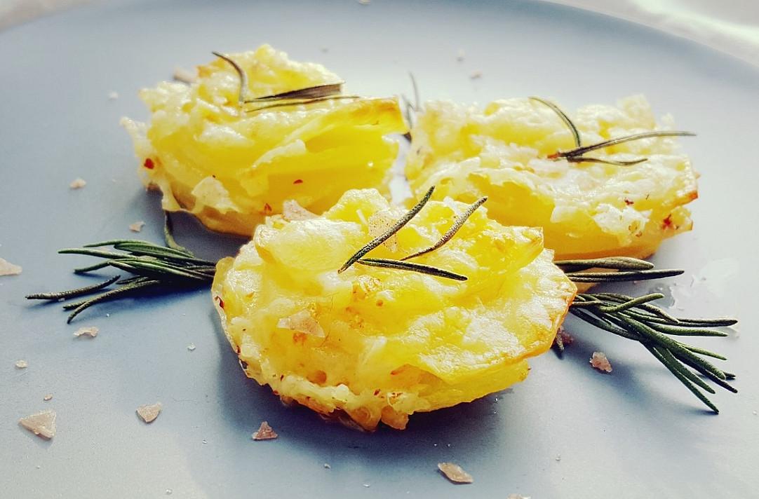 Bulvių bokšteliai - jei pabodo įprastos bulvės ar bulvių košė!